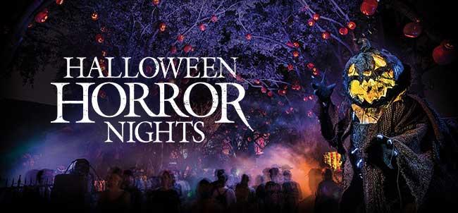 Horario Halloween Universal 2020 Halloween Horror Nights 2021 no Universal Orlando Florida
